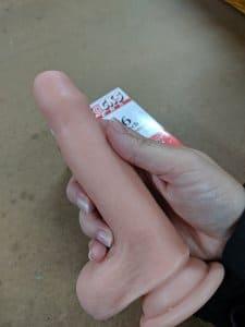 Realistic dildo - realcocks sliders