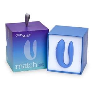 We-Vibe Match Vibrator